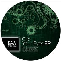 Clio - Your Eyes EP