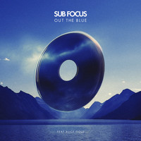 Sub Focus / Alice Gold - Out The Blue