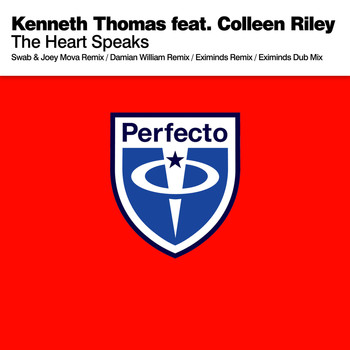 Kenneth Thomas Feat. Colleen Riley - The Heart Speaks