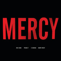 Kanye West / 2 Chainz / Big Sean / Pusha T - Mercy (Edited Version)