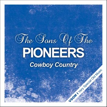 The Sons Of the Pioneers - Cowboy Country