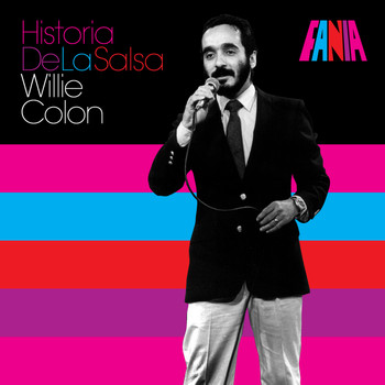 Willie Colon - Historia De Salsa