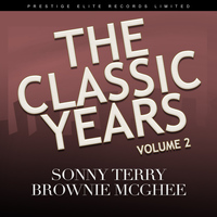 Sonny Terry - The Classic Years, Vol. 2