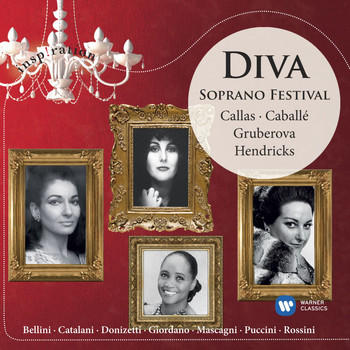 Various Artists - Diva: Soprano Festival