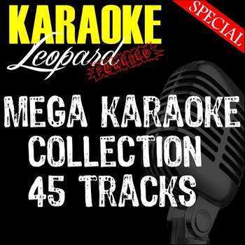 Leopard Powered - Mega Karaoke Collection (45 tracks karaoke)