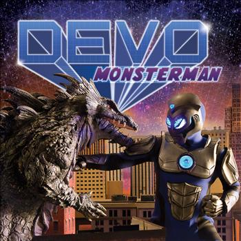 Devo - Monsterman - Single