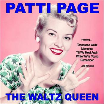 Patti Page - The Waltz Queen