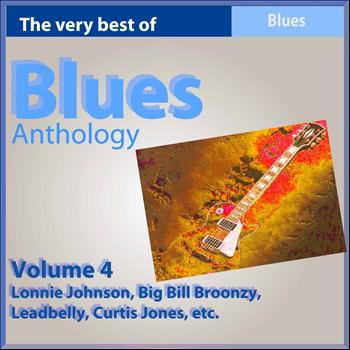 Various Artists - Blues Anthology, Vol. 4