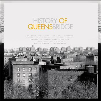 Various Artists - History of Queensbridge