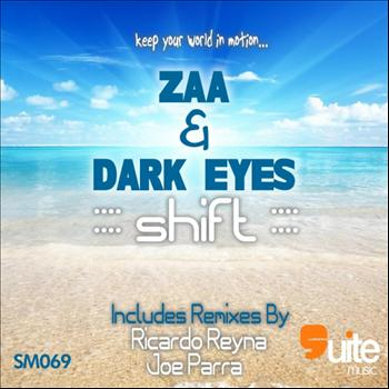 Zaa - Shift EP