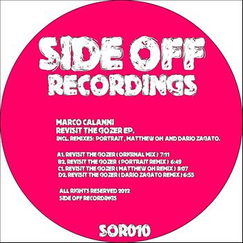 Marco Calanni - Revisit The Gozer EP.