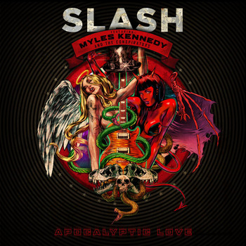 Slash - Apocalyptic Love (Explicit)