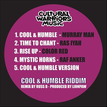 Various Artists - Cool & Humble Riddim