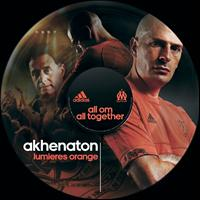Akhenaton - Lumières orange (single officiel du nouveau maillot Third de l'OM)