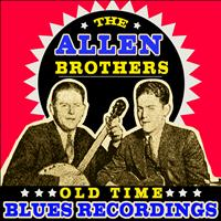 The Allen Brothers - Old Time Blues Recordings