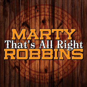 Marty Robbins - That's All Right