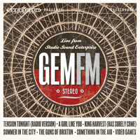 Gem - Tension Tonight / GEMFM (Live from Studio Sound Enterprise)