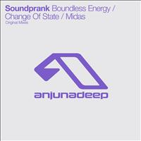Soundprank - Boundless Energy / Change Of State / Midas