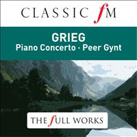 Sir Colin Davis / BBC Symphony Orchestra / Stephen Kovacevich - Grieg: Peer Gynt & Piano Concerto - by Classic FM: The Full Works