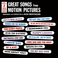 Hugo Montenegro - Great Songs From Motion Pictures