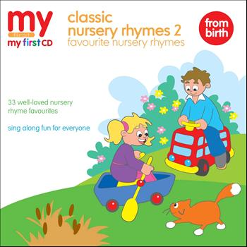 My First Cd Clic Nursery Rh Kidzone High Quality Music