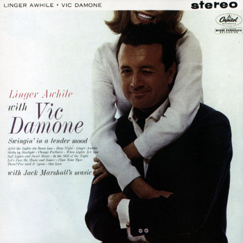 Vic Damone - Linger Awhile with Vic Damone
