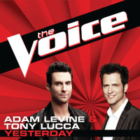 Adam Levine - Yesterday (The Voice Performance)