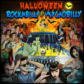 Various Artists - Halloween Rockabilly & Psychobilly