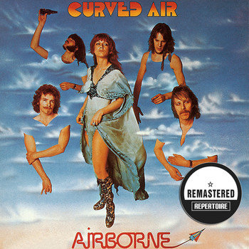 Curved Air - Airborne (Remastered)