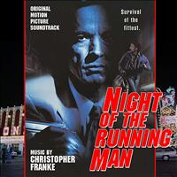 Christopher Franke - Night Of The Running Man - Original Motion Picture Soundtrack