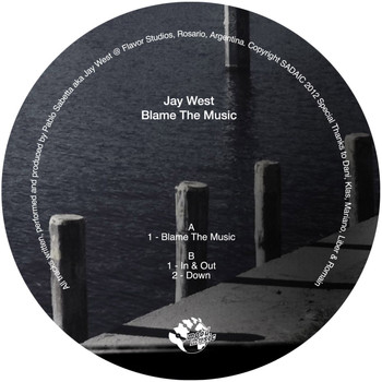 Jay West - Blame The Music EP