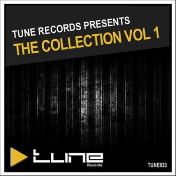 Various Artists - Tune Records Presents The Collection Vol 1