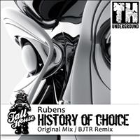Rubens - History Of Choice