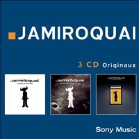 Jamiroquai - Coffret 3 CD : Emergency Of Planet Earth/The Return Of The Space Cowboy/Travelling Without Moving