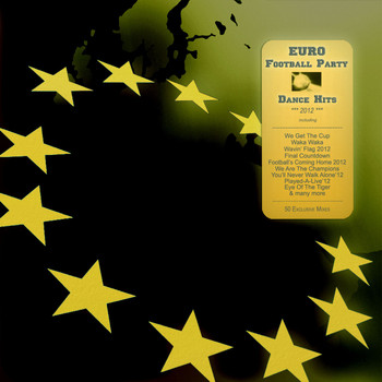 Various Artists - Euro Football Party Dance Hits 2012
