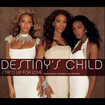 Destiny's Child - Stand Up For Love (2005 World Children's Day Anthem)