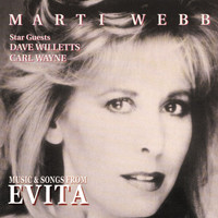 Marti Webb - Music & Songs From Evita