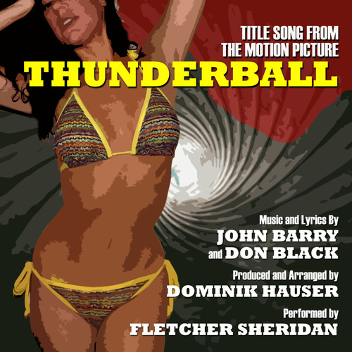 Fletcher Sheridan MP3 Single Thunderball - Title Song From The Motion Picture (John Barry, Don Black)