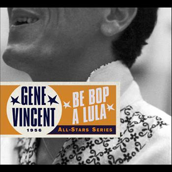 Gene Vincent - Saga All Stars: Be Bop a Lula / 1956