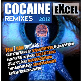 Excel - Cocaine 2012 Remixes