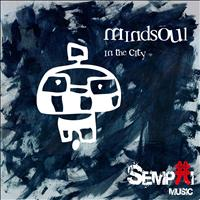 MindSoul - In The City EP