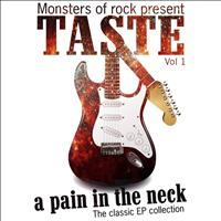 Taste - Monsters of Rock Presents - Taste - a Pain in the Neck, Volume 1