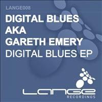Digital Blues (Aka Gareth Emery) - Digital Blues EP