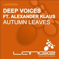 Deep Voices - Autumn Leaves