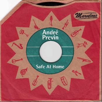 André Previn - Safe At Home (Marvelous)
