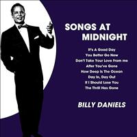 Billy Daniels - Songs At Midnight