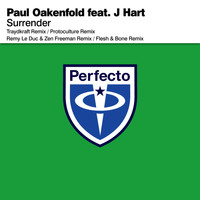 Paul Oakenfold feat. J. Hart - Surrender