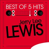 Jerry Lee Lewis - Best of 5 Hits - EP