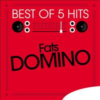 Fats Domino - Best of 5 Hits - EP