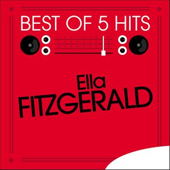 Ella Fitzgerald - Best of 5 Hits - EP